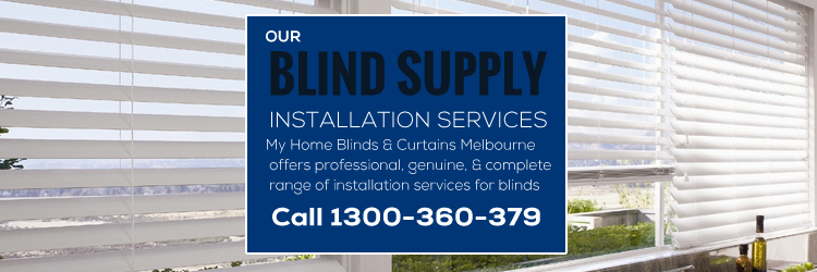 Venetian Blinds Supplier Carnegie