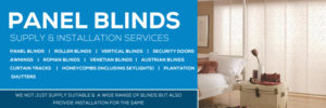 Panel Blinds Melbourne