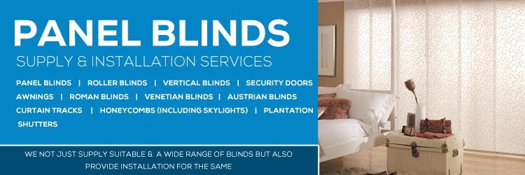 Panel Blinds Manufacturer