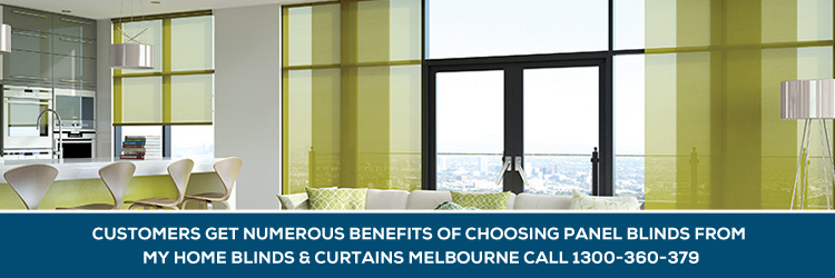 Panel Blinds supplier