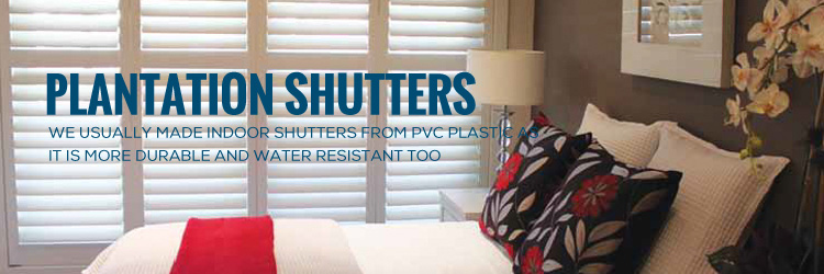 Plantation Shutters Five Ways
