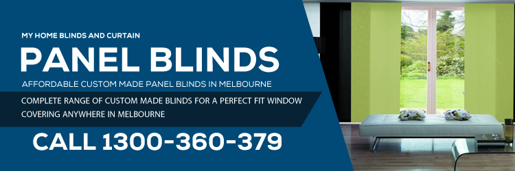 Panel Blinds Diggers Rest