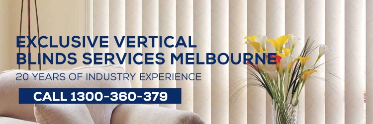 Exclusive Vertical Blinds Gardenvale