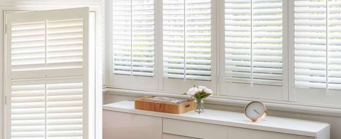 Plantation Blinds Five Ways
