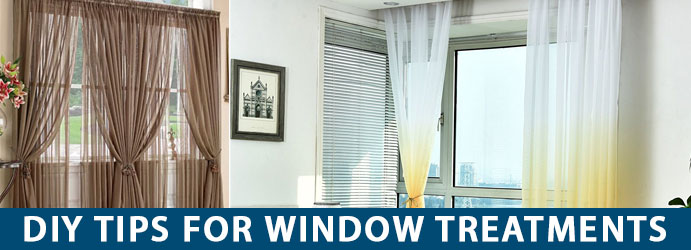 DIY Tips for Window Treatments