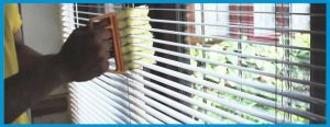 Blinds Sanitisation Service