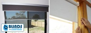 Dual Roller Blinds Installation Melbourne