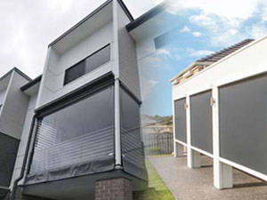 Outdoor Blinds and Shades Doveton