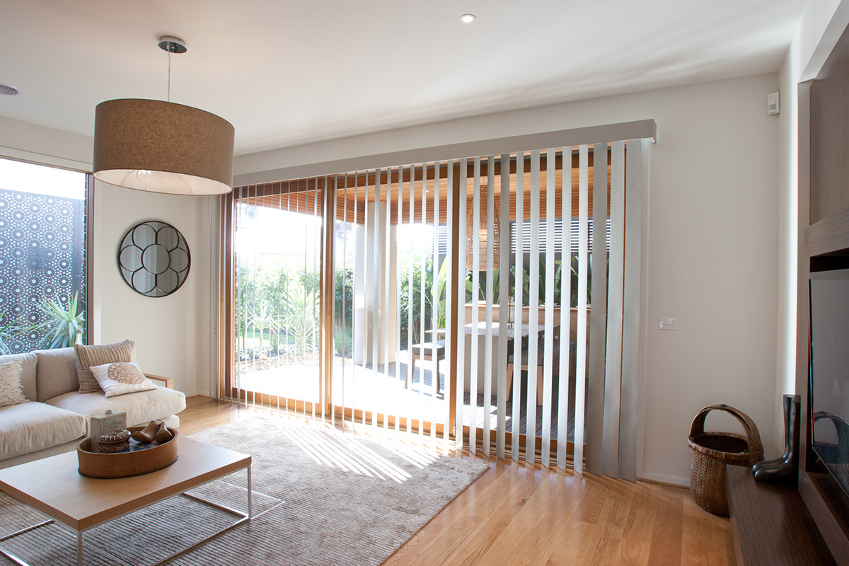 Vertical Blinds Melton