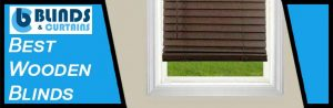 Best Wooden Blinds